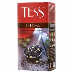 Tess Тайм Thyme (черный) 25*1,5г