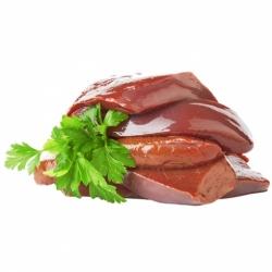 Печень говяжья по-слуцки заморож. вес