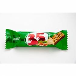 Конфеты 35 с ореховой начинкой вес