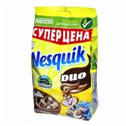 Готовый завтрак Несквик ДУО 500г
