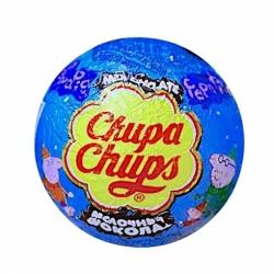 Шар ЧЧ молочный шоколад+игрушка-сюрприз Пеппа Пиг 20г