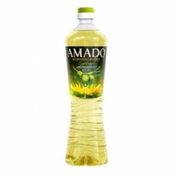 Масло Amado подсолнечное с доб. оливкового 700г