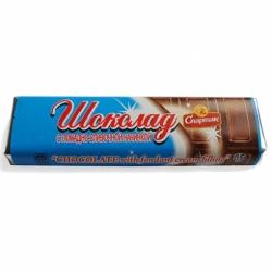 Шоколад с помадно-сливочной начинкой 48г