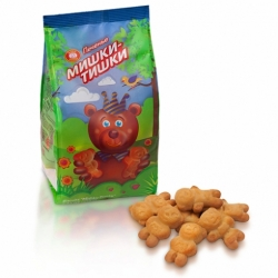Печенье Мишки-Тишки 250г