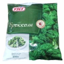 Овощи замороженные брокколи 400г