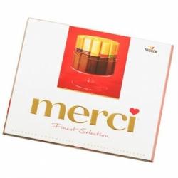 Набор конфет Mersi ассорти 4 вида 250г