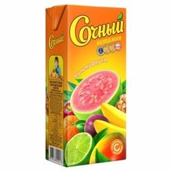 Сок Сочный витамин Мультифруктовый 1,95л