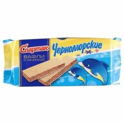 Вафли Черноморские 72г