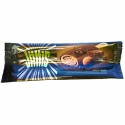 Мороженое Яттис трюфель бисквит в молочном шоколаде 75г