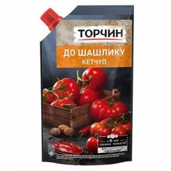 Кетчуп Торчин к шашлыку дой-пак 270г