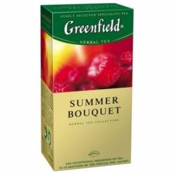 Чай Greenfield Самма Букет 25пак по 2г