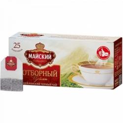 Чай Майский Отборный Цейлон 25п*2г