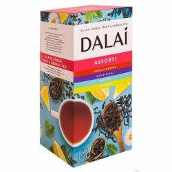 Чай Dalai ассорти 24 пак.