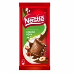 Шоколад Нестле мол.с нач.лесной орех 90г