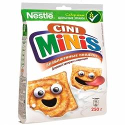 Подушечки Cini minis с корицей обог.вит./мин. 250г.