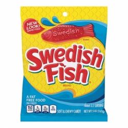 Мармелад Swedish fish 100г