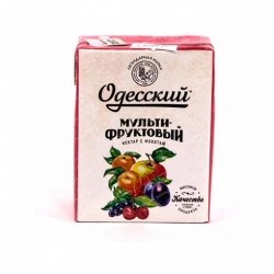 Нектар Одесский мультифрукт. 0,2л