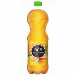 Безалк. напиток Апельсин сокосодерж.негаз. 1,4л