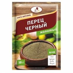 Перец черный мол.Эстетика Вкуса Naturel 10г
