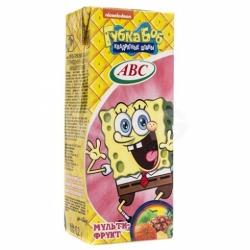 Нектар Nickelodeon Мультифруктовый
