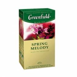 Greenfield-Spring Melody с трав/аром.фрукт 1,5г*25