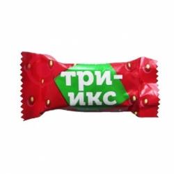 Конфеты Три-икс глазир.вес.