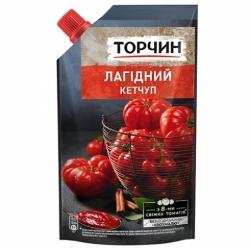 Кетчуп Торчин Нежный дой-пак 270г