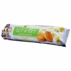 Печенье Тет-а-тет аромат ванили 75г