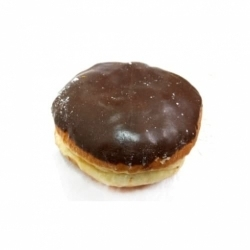 Пончик берлинский «Вкус шоколада» 65 г